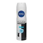 Nivea Invisible Black & White Deodorant 150ml x 6