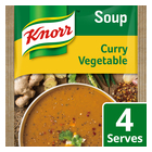 Knorr Packet Soup Curry Vegetable 50g