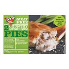 Fry's Vegetarian Mushroom Pies 2s