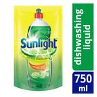 Sunlight Dishwashing Liquid Refill 750ml