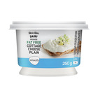 PnP Live Well Smooth Plain Fat Free Cottage Cheese 250g