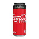 Coca-Cola Zero Can 300ml x 24