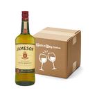 Jameson Irish Whiskey 1l x 12