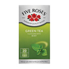 Five Roses Green Tea & Mint 20ea