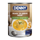 Denny Chunky Country Vegetable Soup 400g x 12
