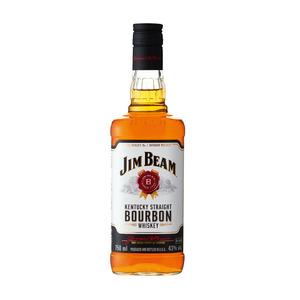 Jim Beam American Bourbon White Label 750ml