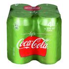 Coca-Cola Life Can 330ml x 4