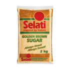 Selati Golden Brown Sugar 2kg