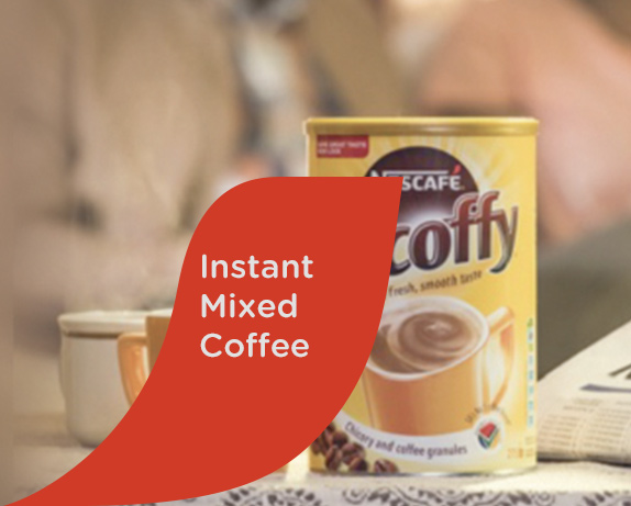 Instant Mixed Coffee