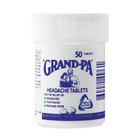 Grand-pa Headache Tablets 50ea