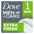 Dove Soap Extra Fresh 90g