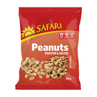 Safari Peanuts Roasted & Salted 450g