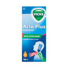 Vicks Acta Plus Cough Syrup 150ml