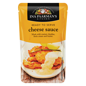 Ina Paarman's Cheese Sauce 200ml