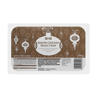 PnP Shaved Chicken Selection 250g