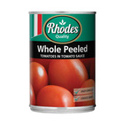 Rhodes Whole Peeled Tomato 410g