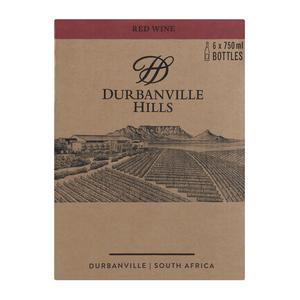 Durbanville Hills Merlot 750ml x 6