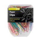 PnP Paperclip 33mm Plastic 10 Ea