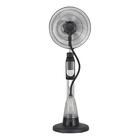 AIM Pedestal Mist Fan 40cm With Remote
