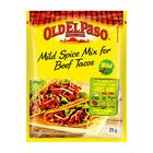Old El Paso Spicemix Mld Beef Tacos 25g
