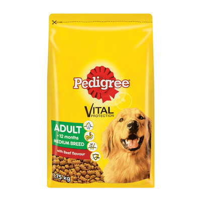 Pedigree Puppy Chicken And R Ice Dog Food 1 5 Kg Each Unit Of