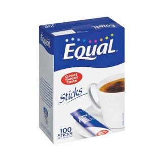 Equal Sweetener Sticks Sachets 100ea