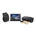 Dell Inspiron 3552 Notebook N3060 plus 3in1 Canon Printer, Calculator, Backpack & Mouse