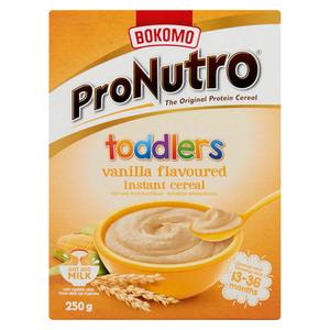 Bokomo Pronutro Toddlers Vanilla 250g