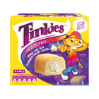 Tinkies Variety Pack Flavoured Creamy Sponge Cake 6s
