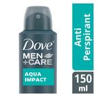 Dove Deodorant Aerosol Aqua Impact 150ml