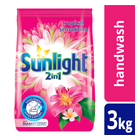 Sunlight Hand Wash Powder Tropical 3kg