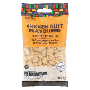 PnP Africa Rise Chicken Dust flavoured Peanuts 100g