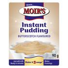 Moir's Butterscotch Instant Pudding 90g