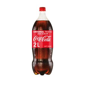 Coca-Cola Plastic Bottle 2l