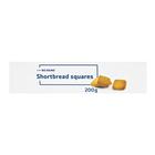 PnP No Name Shortbread Squares 200g