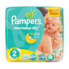 Pampers Active Baby Nappies Mini Giant Pack 100s