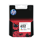 Hp 652 Tri Colour Ink Cartridge Ia38