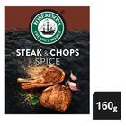 Robertsons Spice Refill Steak & Chops  160g