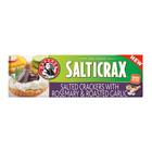Bakers Salticrax Crackers with Roasted Rosemary & Roasted Garlic