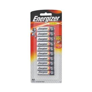 Energizer Batteries Max AA 10ea