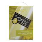 Robertson Winery Johannisberger Semi-Sweet White 3l