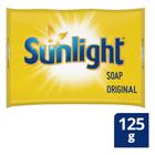 Sunlight Regular Laundry Bar Soap 125g