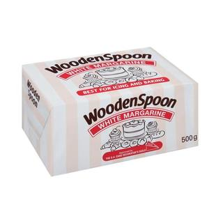Wooden Spoon White Baking Margerine 500g