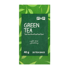 PnP Green Tea 20s