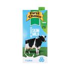 First Choice UHT Skim Milk 1l