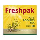 Freshpak Rooibos Tagless Teabags 80s