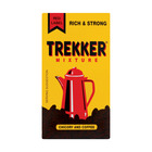 TREKKER COFFEE GROUND RED LABEL 125GR