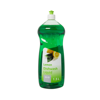 PnP Ultra Dishwashing Liquid Lemon 1.5l