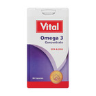 Vital Omega 3 Concentrate Tablets 30ea