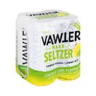 Vawter Hard Seltzer Lemon & Lime Can 440ml x 4